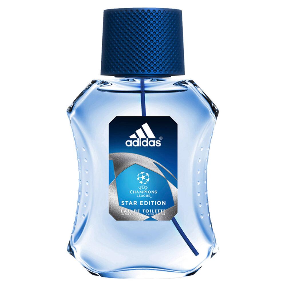阿迪达斯(adidas)男士香水100ml欧冠