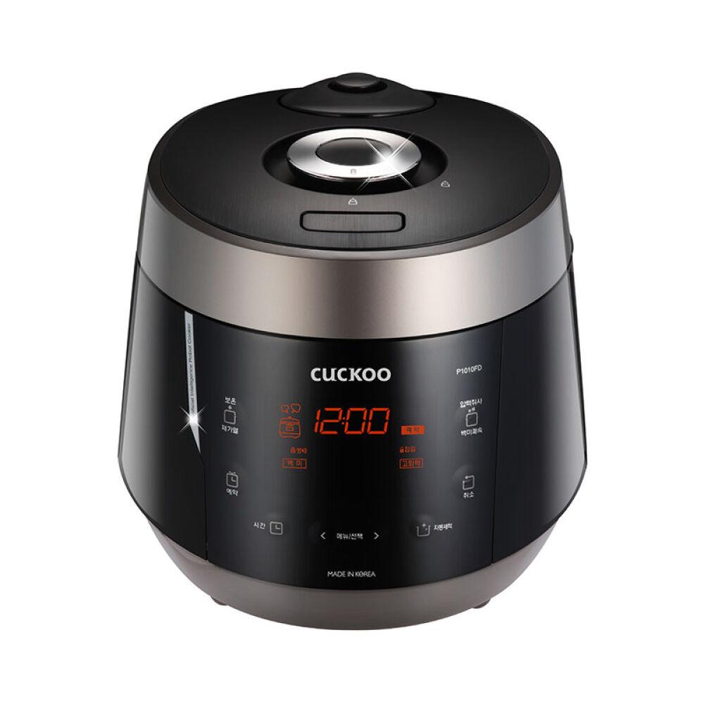 韩国电饭锅(CUCKOO)自动清洗功能怎么使用呢?