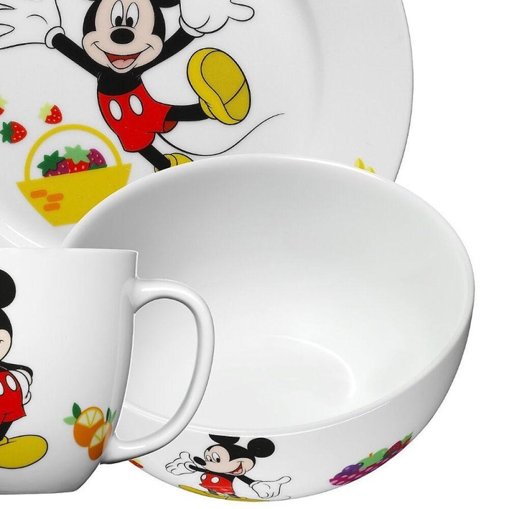 德国进口wmf福腾宝儿童卡通图案餐具不锈钢刀叉勺瓷碗