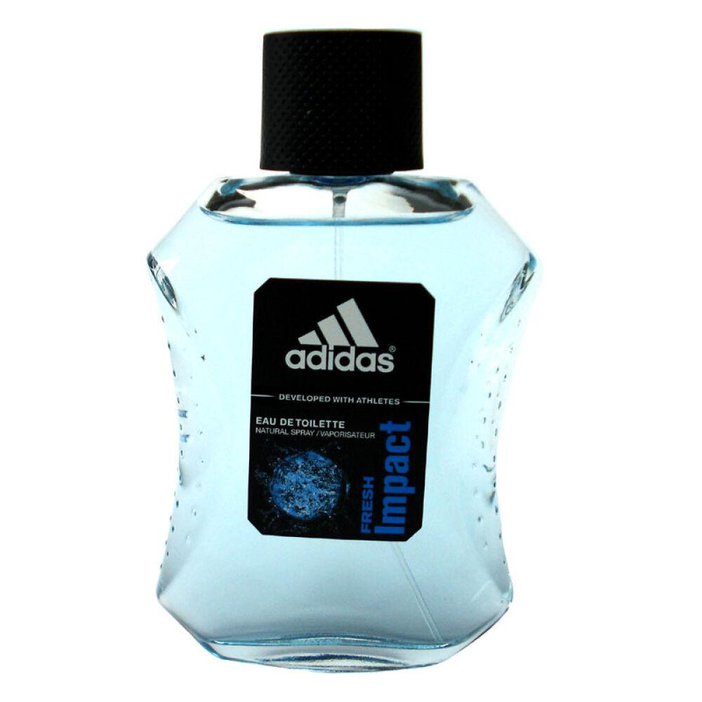 adidas阿迪达斯男士香水古龙水清新持久香氛100mlimpact--纵情